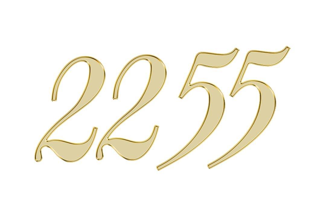 Änglanummer 2255