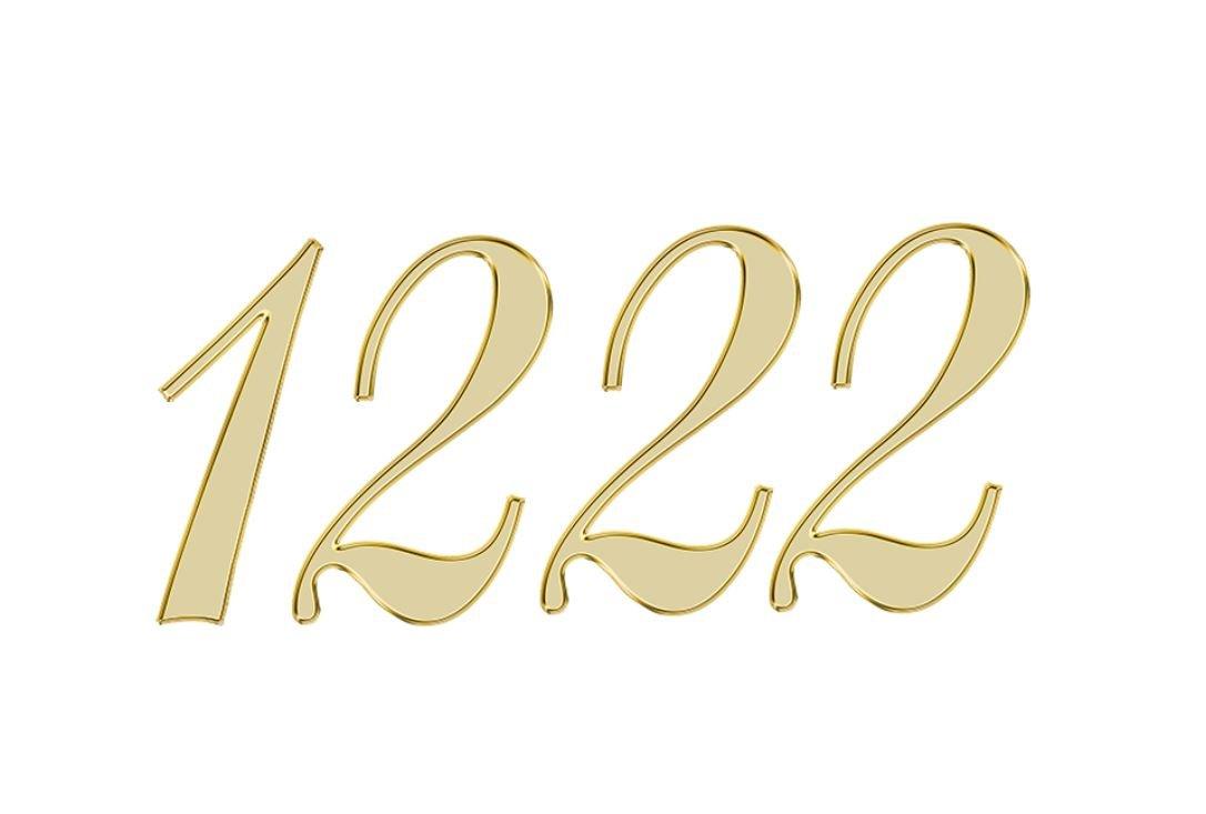 Änglanummer 1222