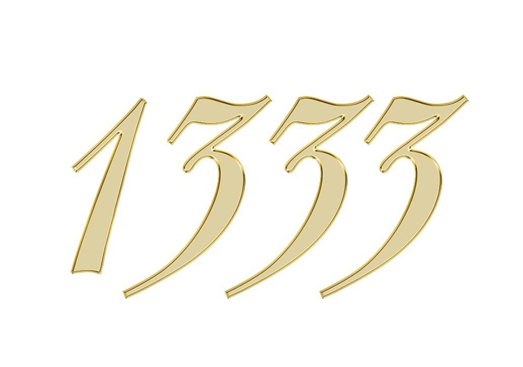 Änglanummer 1333