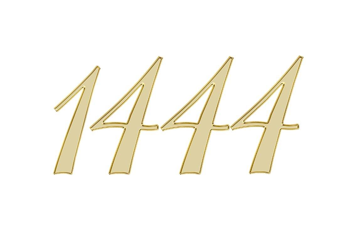 Änglanummer 1444