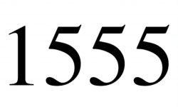 Änglanummer 1555: Vad betyder det?