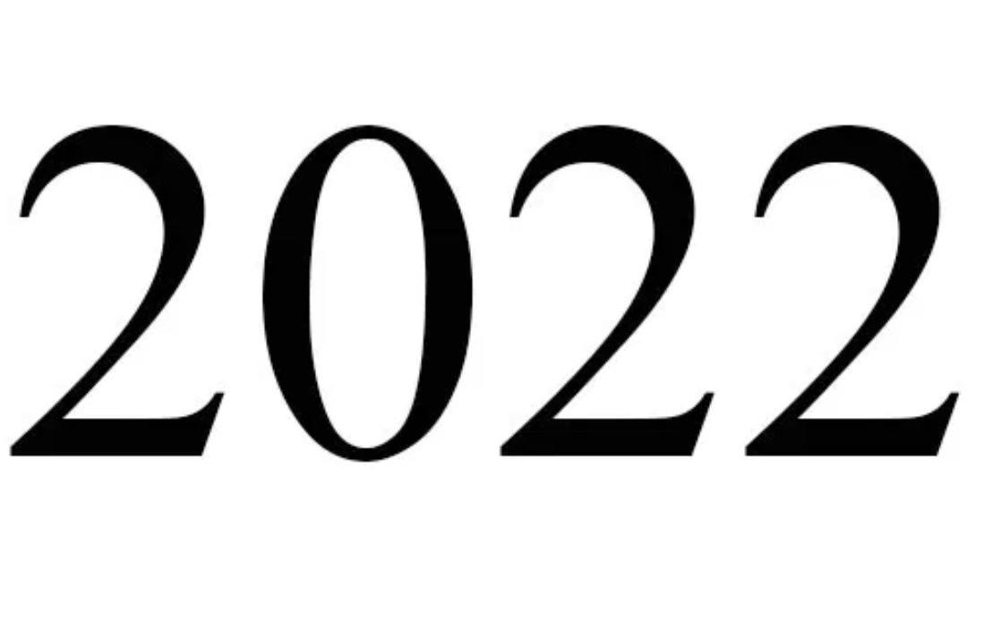 Änglanummer 2022