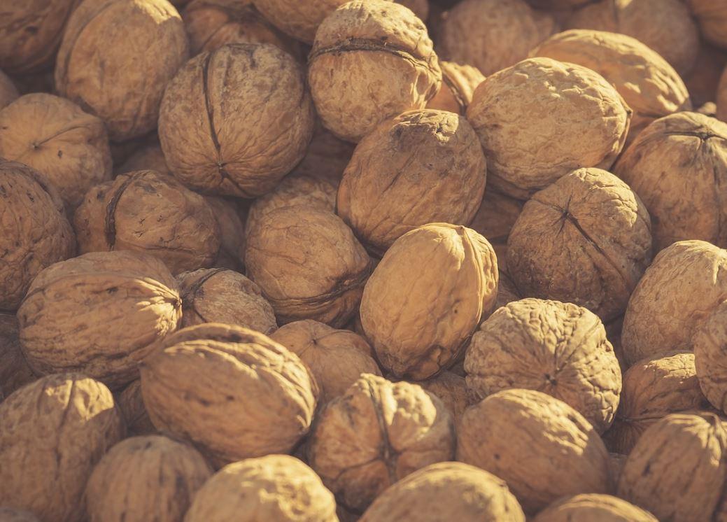 Är valnötter nyttigt?