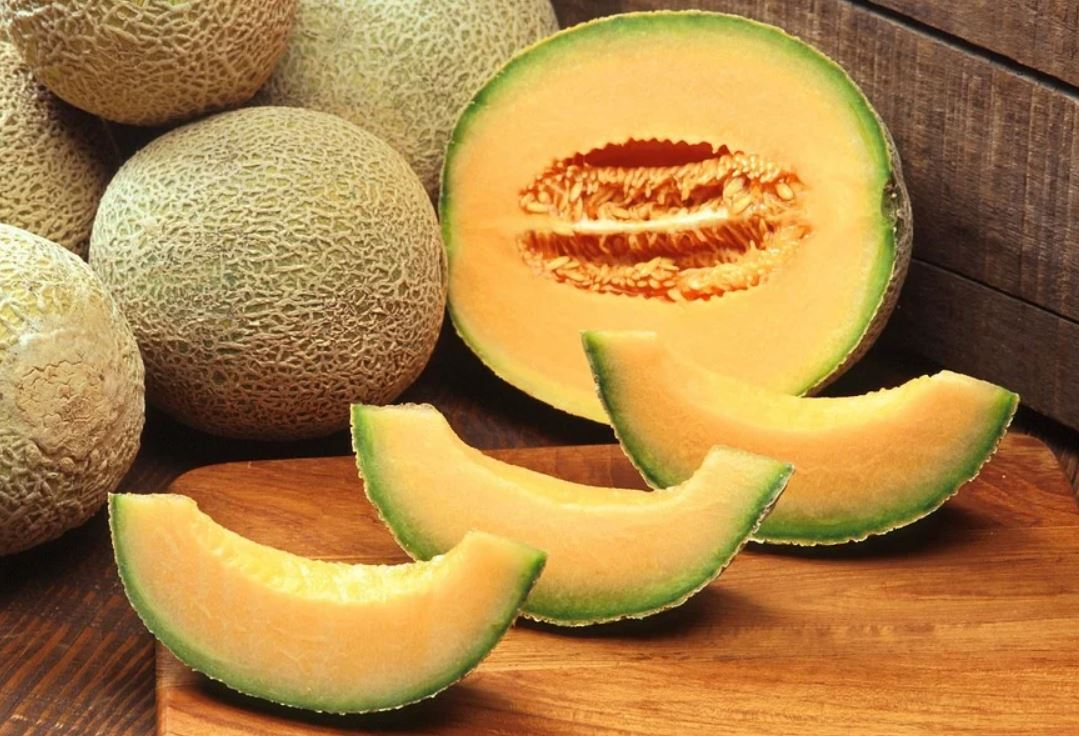 Är melon nyttigt