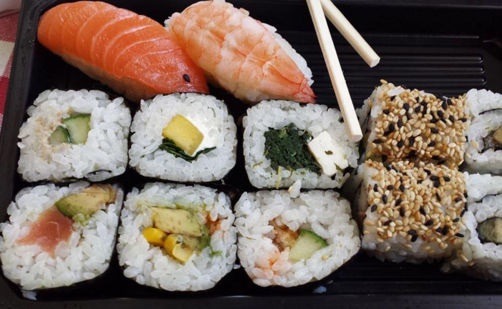 Är sushi nyttigt
