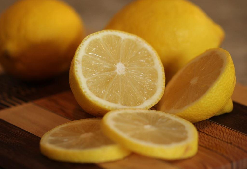 citron nyttigt