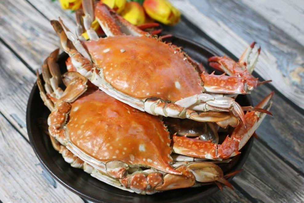 krabba nyttigt