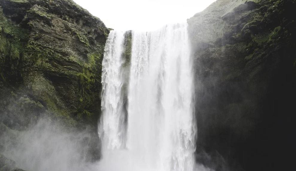 Drömtydning vattenfall