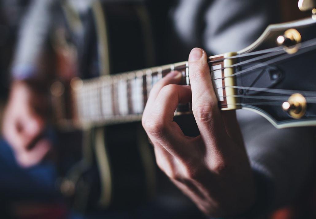 Drömtydning gitarr